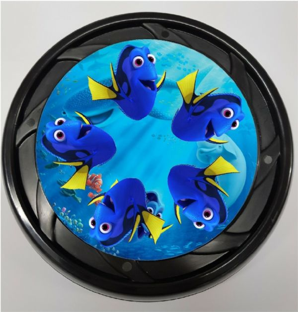WHEELCHAIR & POWERCHAIR Personalised Spoke Guards NEMO Design